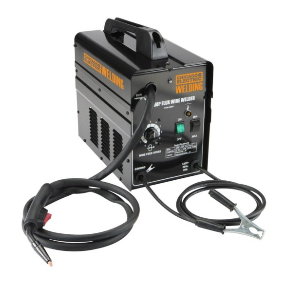 Chicago Electric 130 TIG by Harbor Freight